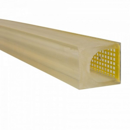 Heavy Duty Loading Bay Impact Buffer - 100 x 80mm - 1 Metre Length