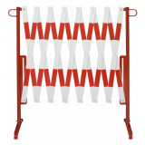 Traffic-Line Extendable Trellis Barrier - extends up to 3.6 metres