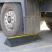 Traffic-Line Heavy Duty Rubber Truck Wheel Stop - 1000 x 300 x 150mm