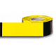 Traffic-Line Non-Adhesive Barrier Tape - 500m x 80mm - Black and Yellow
