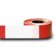 Traffic-Line Non-Adhesive Barrier Tape - 500m x 80mm - Red and White