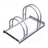 Traffic-Line 2 Space Hi-Hoop Bicycle Rack