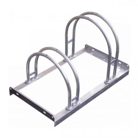 Traffic-Line 2 Space Hi-Hoop Bicycle Rack