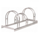 Traffic-Line 3 Space Hi-Hoop Bicycle Rack