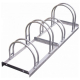 Traffic-Line 4 Space Hi-Hoop Bicycle Rack