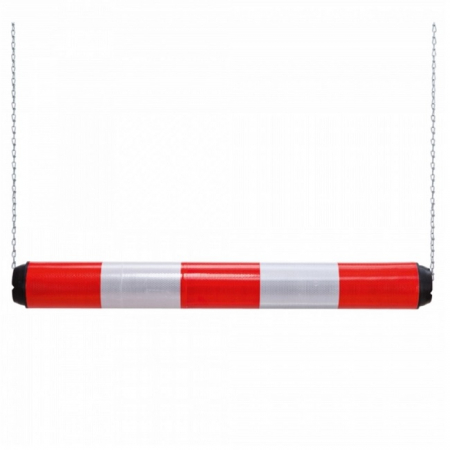 Traffic-Line Height Restrictor Bar with Suspension Chains - 950mm Length