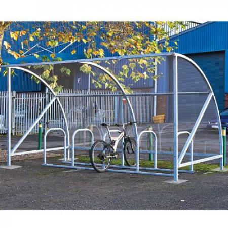 Dudley Bike Shelter