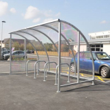 Kenilworth Bike Shelter