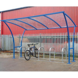 Tintagel Cycle Shelter