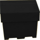 6 Cu Ft Recycled Grit Bin - 169 Litre / 169kg Capacity