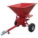 160 kg Steel Towable Broadcast Salt Spreader