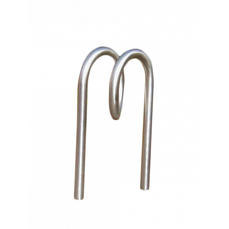 Hairpin Stainless Steel Cycle Stand
