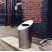 The Science Stainless Steel Bin