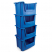 Stackable Open Fronted Storage Pick Bin - 50 Litre - Blue