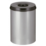 Self Extinguishing Fire Bin - 30 Litre