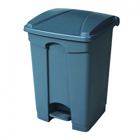 Plastic Step On Container - 45 Litres