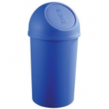 Push Top Litter Bin  - 25 Litre