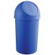 Push Top Litter Bin  - 25 Litre