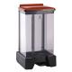 45 Litre Plastic Fire Retardant Clear Body Sackholder