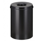 Self Extinguishing Fire Bin - 15 Litre