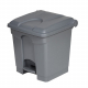 Plastic Pedal Operated Litter Bin - 30 Litre
