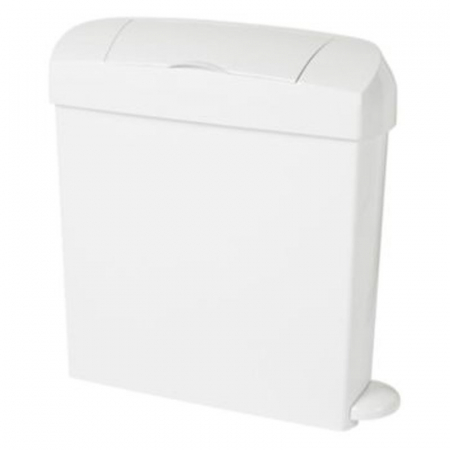 Pedal Operated Sanitary Bin - 15 Litre