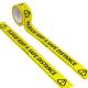Social Distancing Floor Marking Tape - 33m x 48mm Wide
