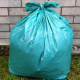 "Medium Duty Green Refuse Sacks 18"" x 29"" x 39""- 200 Liners Per Box"