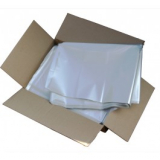 High Quality Recycled Clear Bin Liners - 200 Liners Per Box