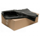 Black Bin Liners for 50 & 60 Litre Pedal Bins - 200 Liners per Box