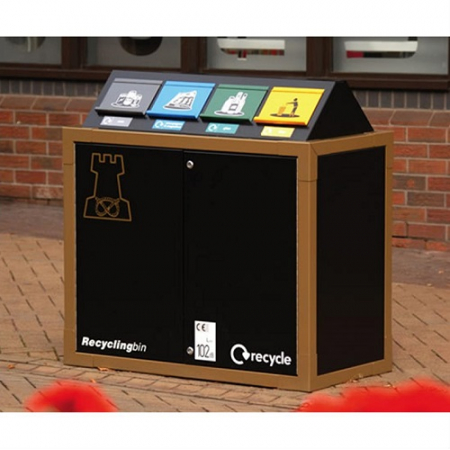 SEPR8 4 Section Double Sided Recycling Unit