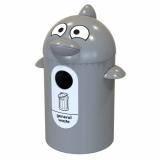 Dolphin Buddy Recycling Bin - 55 Litre