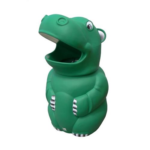 Wheelie Bin Cleaning >> Hippo Litter Bin - 65 Litre Capacity - Buy online from Bin ...
