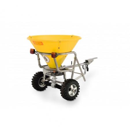 Cemo SW 200 Tow-Behind Grit / Salt Spreader