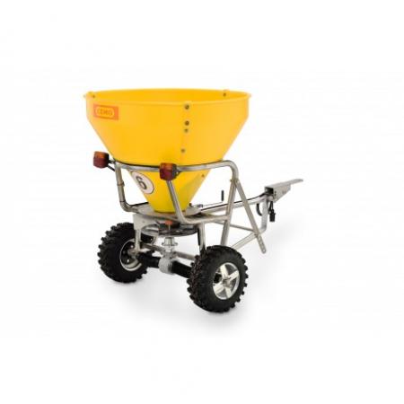 Cemo SW 300 Tow-Behind Grit / Salt Spreader