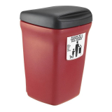 Standard Dog Waste Bin - 35 Litre