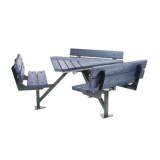 Forest Saver Tri-Table Picnic Table