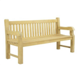 Meridian Timber Seat