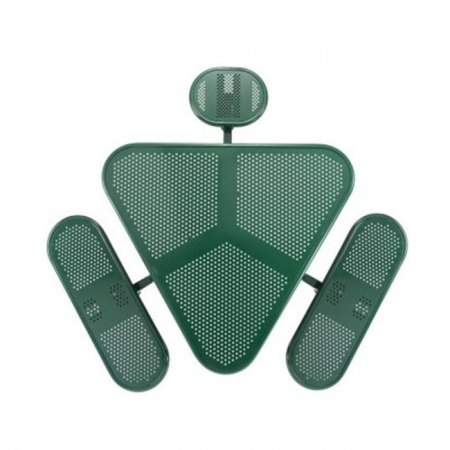 Wheelchair Friendly Ranger Tri-Table Picnic Table