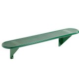 Ranger Wall Mounted Bench - 1800mm Length