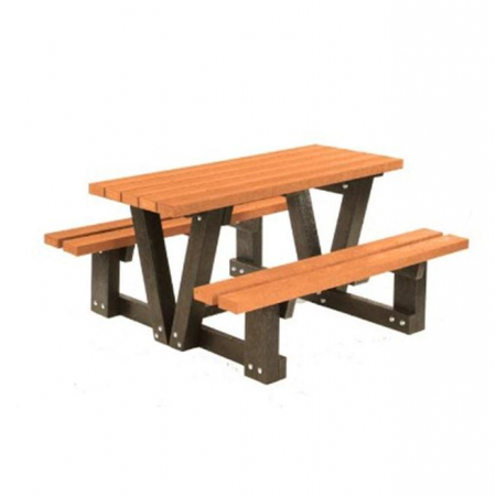Walkthrough Surrey Picnic Table