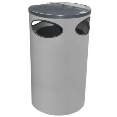 HALO 80 PLUS Limited Aperture Blast Resistant Litter Bin - 80 Litre