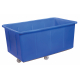 Heavy Duty Tapered Truck - 625 Litre