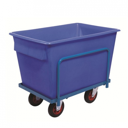 Mobile Container Truck - 455 Litre