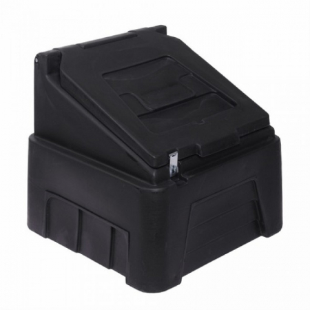 7 Cu Ft Recycled Heavy Duty Grit Bin 200 Litres / 200 kg Capacity