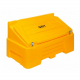 14 Cu Ft Heavy Duty Grit Bin - 400 Litre / 500 kg Capacity