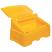 14 Cu Ft Heavy Duty Grit Bin with 16x 25 kg Bags of White Rock Salt