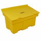 12 Cu Ft Yellow Grit Bin - 350 Litre / 400 kg Capacity