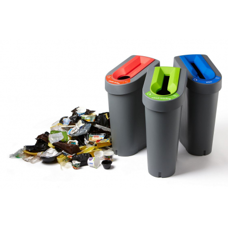 uBin Indoor Recycling Bin - 70 Litre