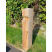 Stratton Single LED Lighting Larch Timber Bollard